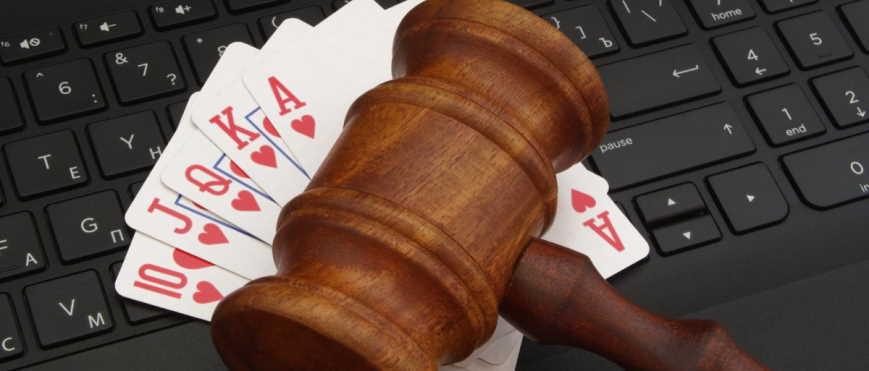 Situation beim Glücksspiel